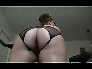 striptease ass blonde bbw mature milf dancing