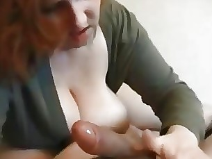 milf homemade bbw redhead really pov squirting