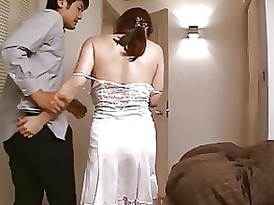 wife mature japanese housewife girlfriend gang-bang fuck