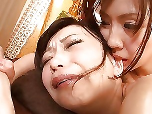 japanese mature massage lesbian ass