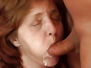 ass granny hairy mature