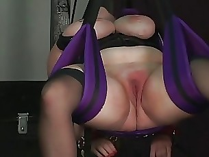 bdsm blonde bbw fetish latex milf pussy slave