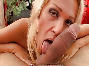 wife shaved pov nasty mouthful milf masturbation couple big-cock