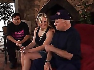 hardcore gang-bang friends big-cock blowjob blonde wife mature horny