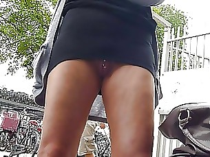 amateur kitty milf public skirt upskirt