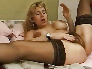 ass fingering fisting hairy mature milf