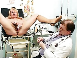 blonde big-tits toys pussy mature hairy granny fetish
