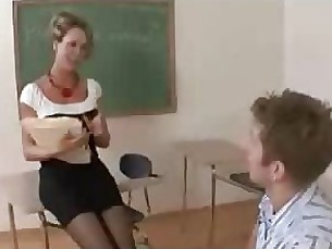 hardcore mature teacher