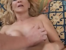 mature milf slender wife blonde cougar cumshot facials hot